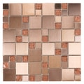 Urban Metal Collection ICL H-471 Mosaic Sheets (Set of 11)