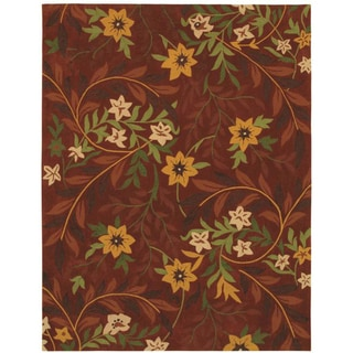 Loft Chandy Brick Area Rug (5' x 7'6)
