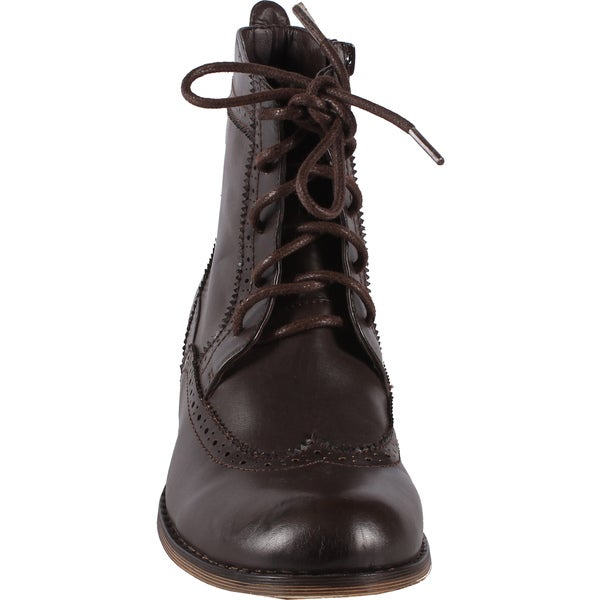 Jacobies by Beston Women's Black 'Cowgirl-5' Boots