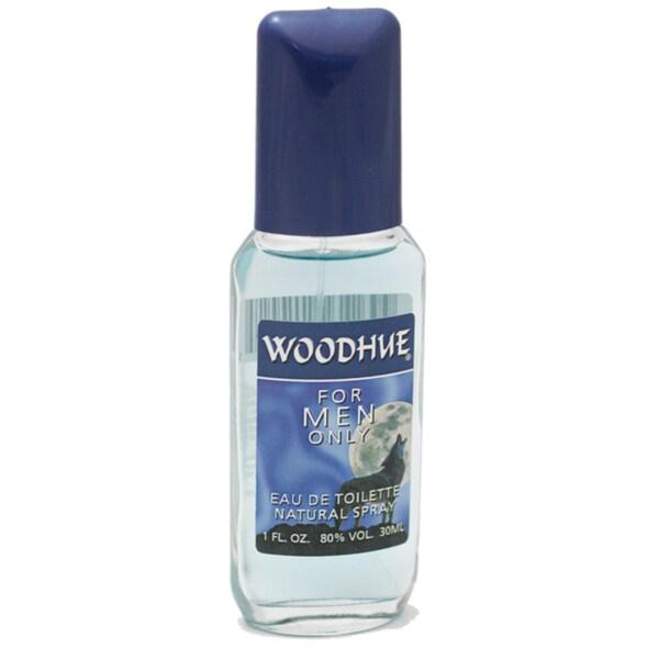 Fragrances of France Woodhue Men's 1-ounce Eau de Toilette Spray