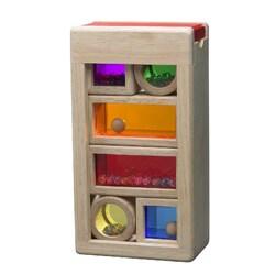 Wonderworld Toys Rainbow Sound Blocks