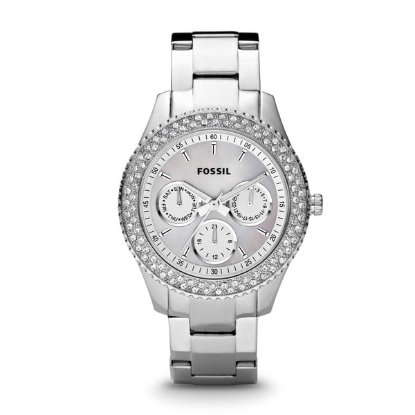 Fossil Women's ES2860 Stainless Steel Classic Watch