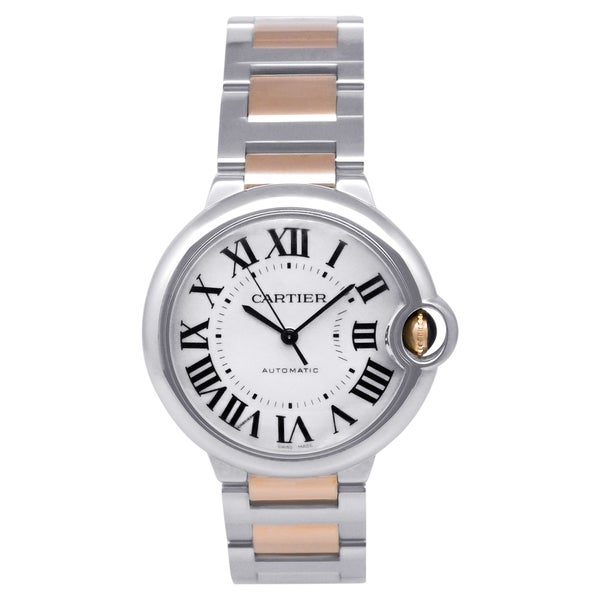 Cartier Men's Ballon Bleu Watch
