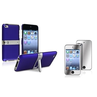 BasAcc Blue Case/ Screen Protector for Apple� iPod Touch Generation 4