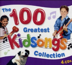 KIDSONGS - 100 GREATEST KIDSONGS COLLECTION