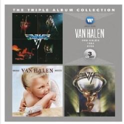 VAN HALEN - TRIPLE ALBUM COLLECTION