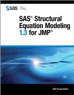 SAS Structural Equation Modeling 1.3 for JMP (Paperback)