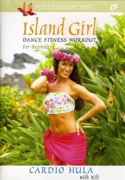 Island Girl Dance Fitness Workout for Beginners: Cardio Hula (DVD)