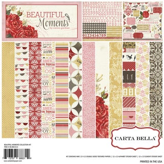 Beautiful Moments Collection Kit 12X12-
