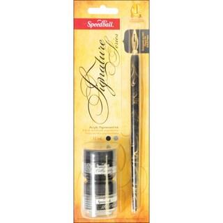 Speedball Signature Series Black Ink & Pen Cleaner
