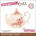 CottageCutz Die 4X4-Small Teapot Made Easy