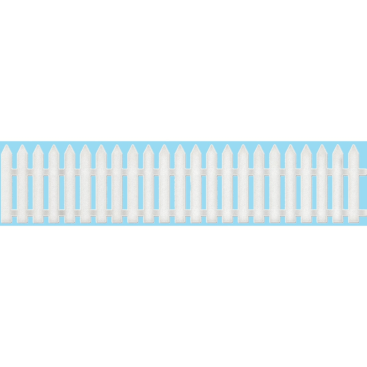 "CottageCutz Border Die 1""X7""-Picket Fence Made Easy"