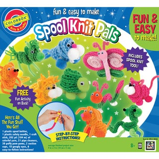 Spool Knit Critters-