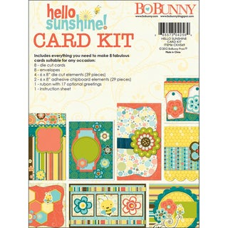 Hello Sunshine Card Kit 6