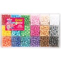 Giant Bead Box Kit 2300 Beads/Pkg-Pearl