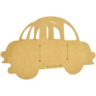 """Beyond The Page MDF Car Party Favour-11""""X6.5""""X4"""