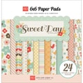 Sweet Day Double-Sided Cardstock Pad 6