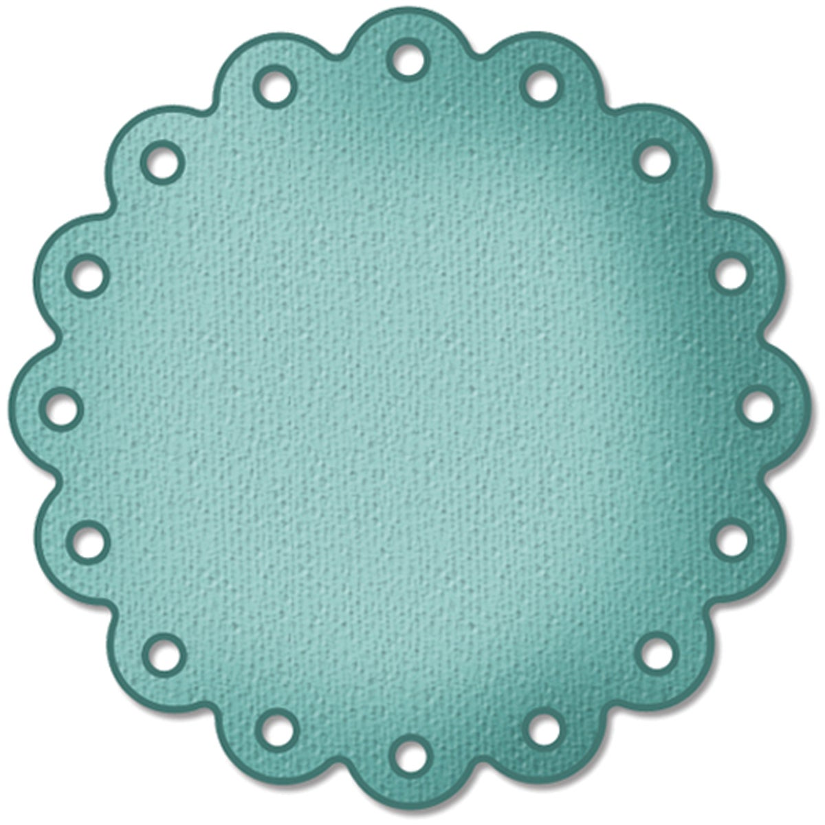 CottageCutz Mini Die 1.75X1.75-Doily Made Easy
