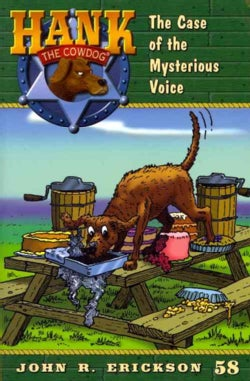 The Case of the Mysterious Voice (Paperback)