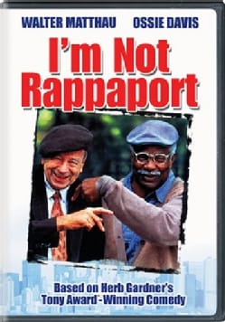 I'm Not Rappaport (DVD)
