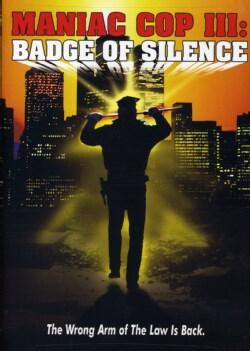 Maniac Cop 3: Badge Of Silence (DVD)
