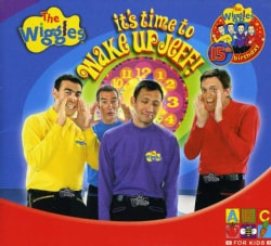 WIGGLES - TIME TO WAKE UP JEFF