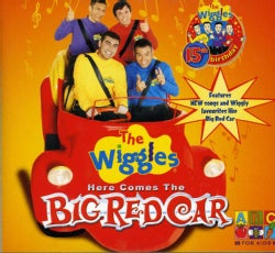 WIGGLES - HERE COMES THE BIG RED CAR