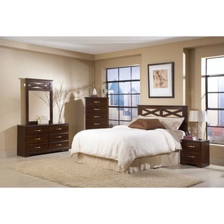 Davenport Twin Criss Cross Headboard