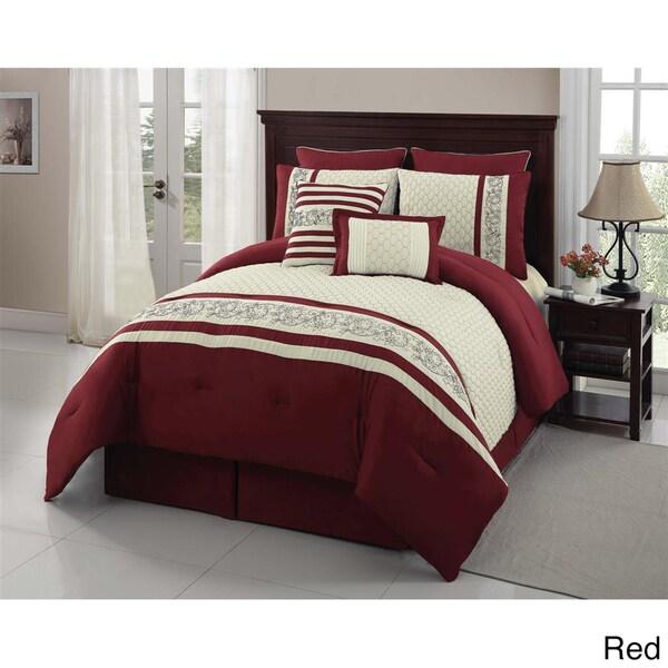 Montero 8-piece Comforter Set