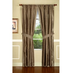 Maxton Sable 108-inch Curtain Panel Pair