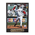 Boston Red Sox Tim Wakefield Photo Plaque