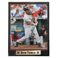 Boston Red Sox Kevin Youkilis Photo Plaque