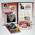 Weber Bob Ross DVD Wildlife Painting Jaguar