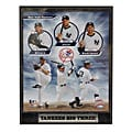 New York Yankees 'Big Three' Photo Plaque