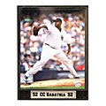 New York Yankees CC Sabathia Photo Plaque