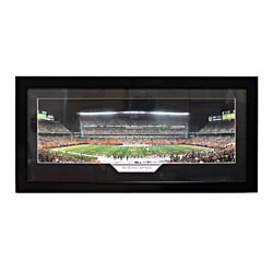 Cleveland Browns 'The Browns Are Back' Panoramic Frame