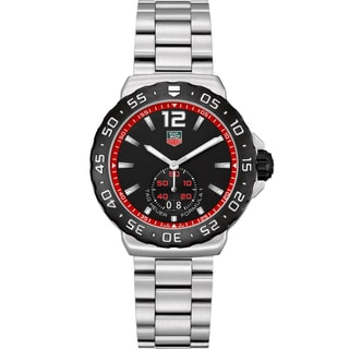 Tag Heuer Men's WAU1114.BA0858 F1 Watch