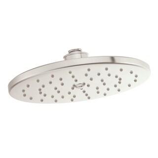 Moen Nickel Finish 10-inch Showerhead