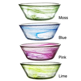 Kosta Boda Mine Low Serving Bowl