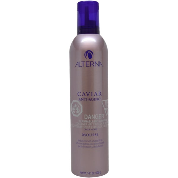 Alterna Caviar Anti-Aging Color Hold 14.1-ounce Mousse