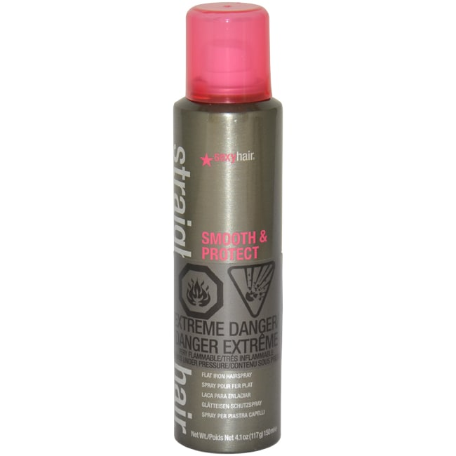 Sexy Hair Straight Smooth & Protect 4.1-ounce Spray