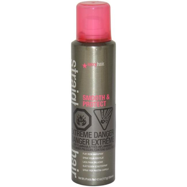 Sexy Hair Straight Smooth & Protect 4.1-ounce Spray