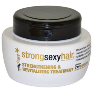 Sexy Hair Strengthening & Revitalizing 8.5-ounce Treatment