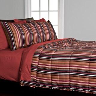 Rockin Stripe 3-piece Comforter Set