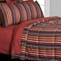 Rockin Stripe 3-piece Comforter Set