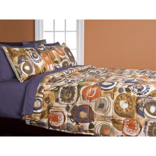 Enchanted Maze 3-piece Comforter Set