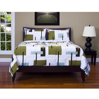 Reconstruction 3-pc Comforter Set