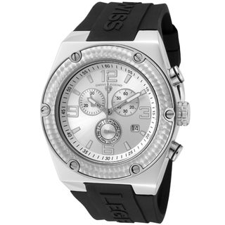 Swiss Legend Men's SL-30025-02S Throttle Silver Watch