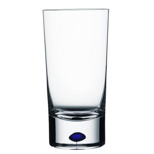 Orrefors Intermezzo Blue Tumbler