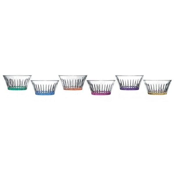 RCR Timeless Multicolor Bowls (Set of 6)